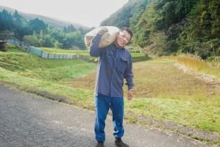 お米農家の小林さん